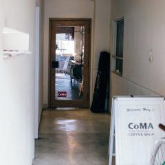 CoMA COFFEEの店舗写真