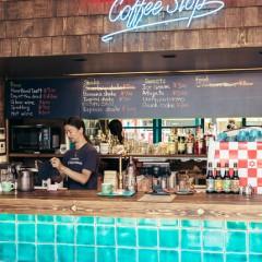 DAVIDE COFFEE STOPの店舗写真