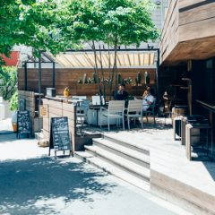 THE DECK COFFEE & PIEの店舗写真