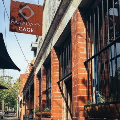 Faraday's Cageの店舗写真