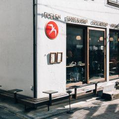 Fuglen Tokyoの店舗写真