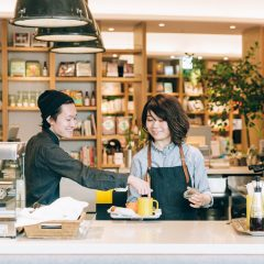 GOOD MEALS SHOP Futakotamagawaの店舗写真