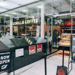 GORILLA COFFEE Esola Ikebukuroの店舗写真