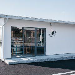hazeru coffeeの店舗写真