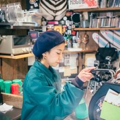 HUG COFFEE ESPRESSO ROASTERS Tenmachoの店舗写真