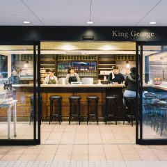 [CLOSED] King George Roppongiの店舗写真
