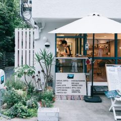 little pool coffeeの店舗写真