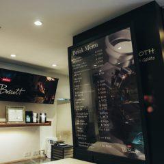 Paul Bassett Shinjukuの店舗写真