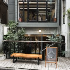VERVE COFFEE ROASTERS OMOTESANDOの店舗写真