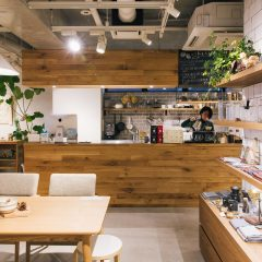 Re:CENO CAFE STANDの店舗写真