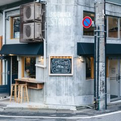 SIDEWALK STANDの店舗写真