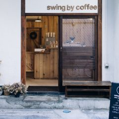 swing by coffeeの店舗写真