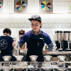 VERVE COFFEE ROASTERS SHINJUKU STATIONの店舗写真