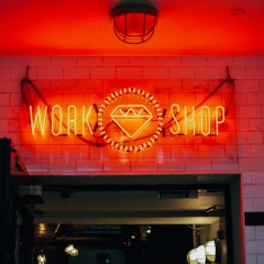 Workshop coffeeの店舗写真