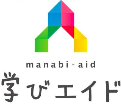 株式会社学びエイドのロゴ