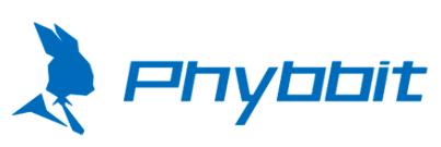 株式会社Phybbitのロゴ
