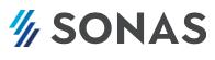 ソナス株式会社のロゴ