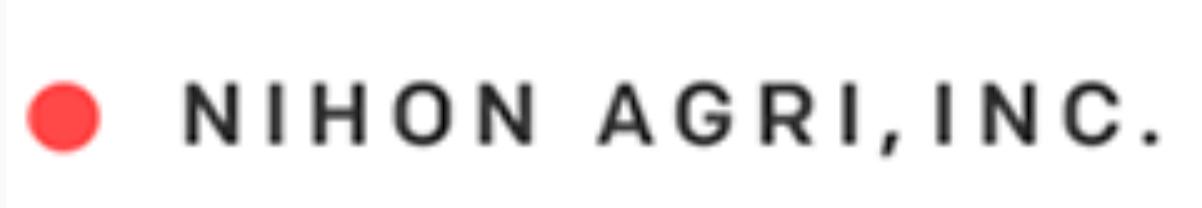 株式会社日本農業のロゴ