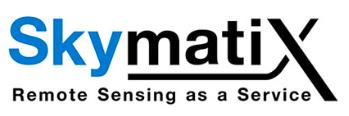 株式会社スカイマティクスのロゴ