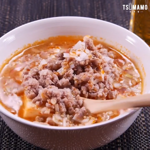 担々湯豆腐