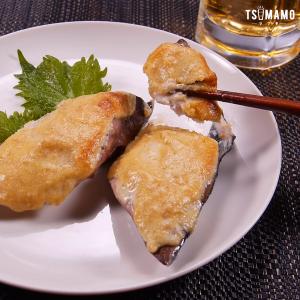 ぶりの味噌マヨ焼き