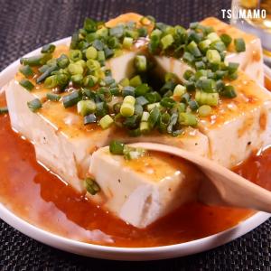甘辛たれ豆腐