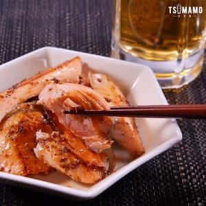 鮭のハニーマスタード焼き