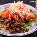 タコライスのレシピ