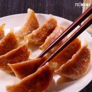 ツナキムチ餃子