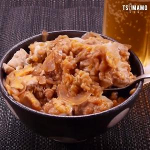 簡単タヌキ丼
