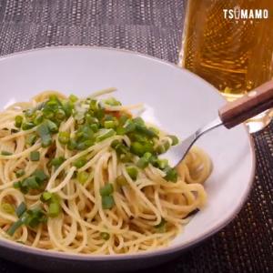 お茶漬けの素deスパゲティ