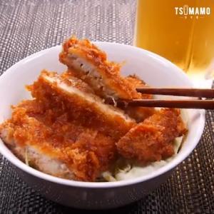ロースソースカツ丼