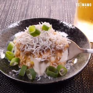 ネギじゃこ豆腐のレシピ