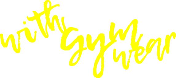 with Gymwear