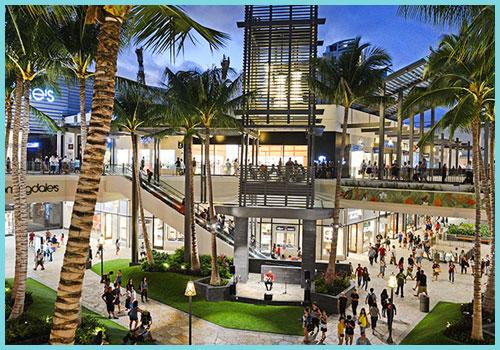 알라모아나 쇼핑 센터