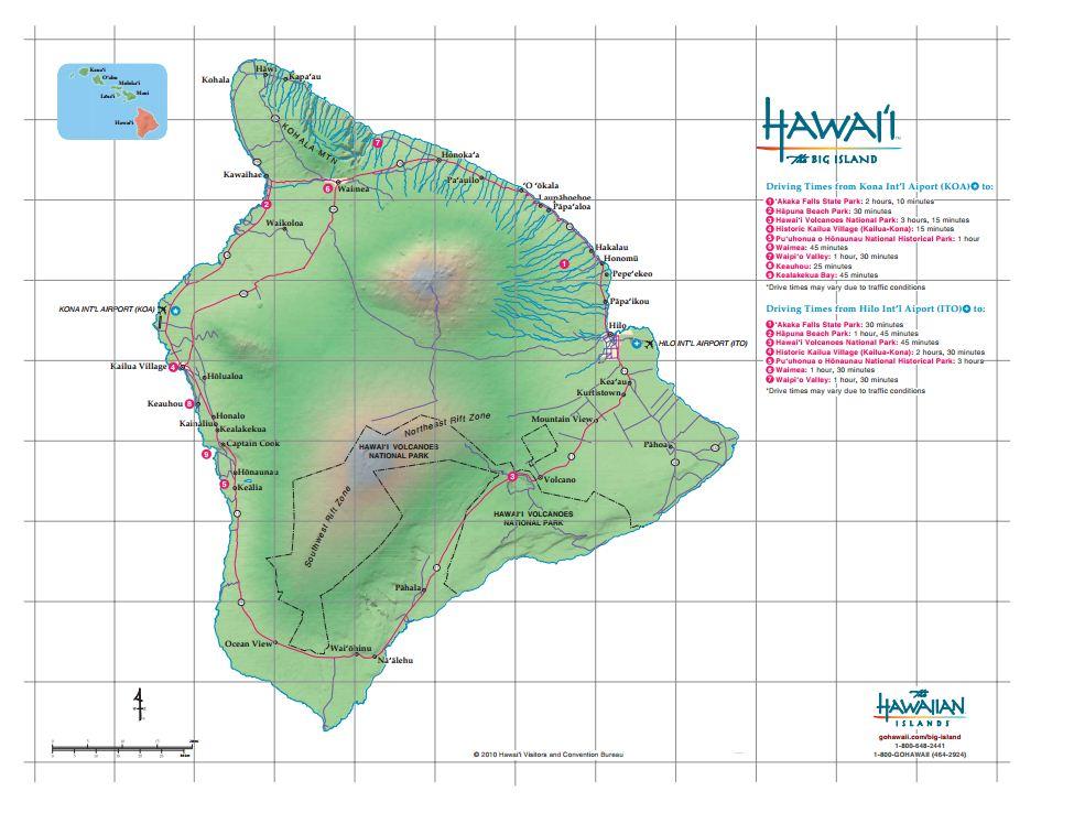 ハワイ島 とは