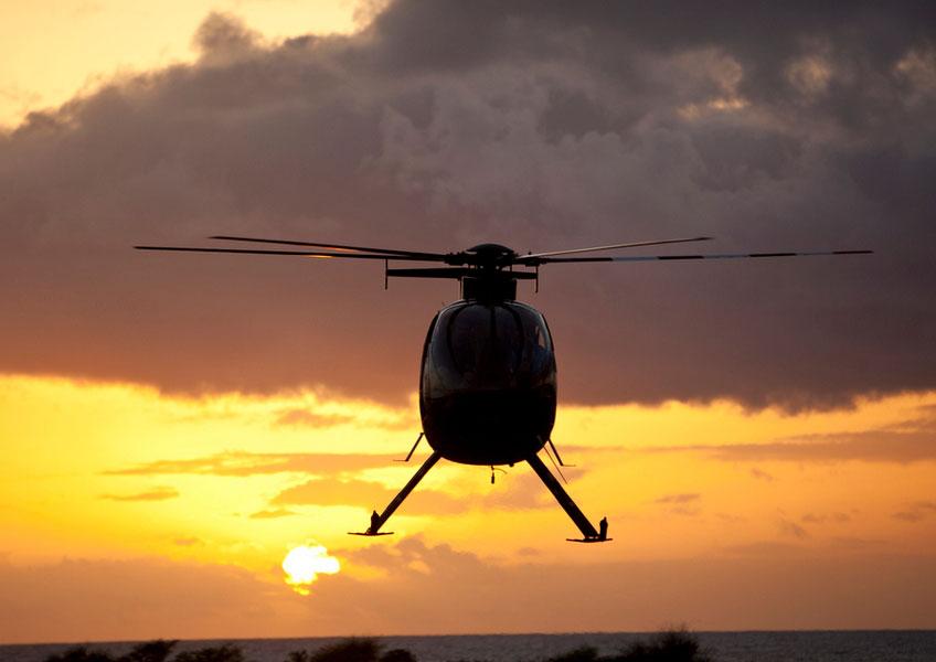 블루하와이안 헬리콥터 - 코할라 코스트 투어 (코할라 지역의 해안선/열대우림 폭포 코스 50분코스)