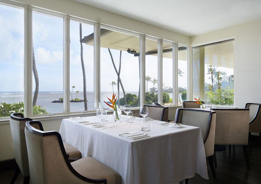 【高級イタリアン】カハラホテル・ ホクズ ディナーとタンタラス丘の夜景