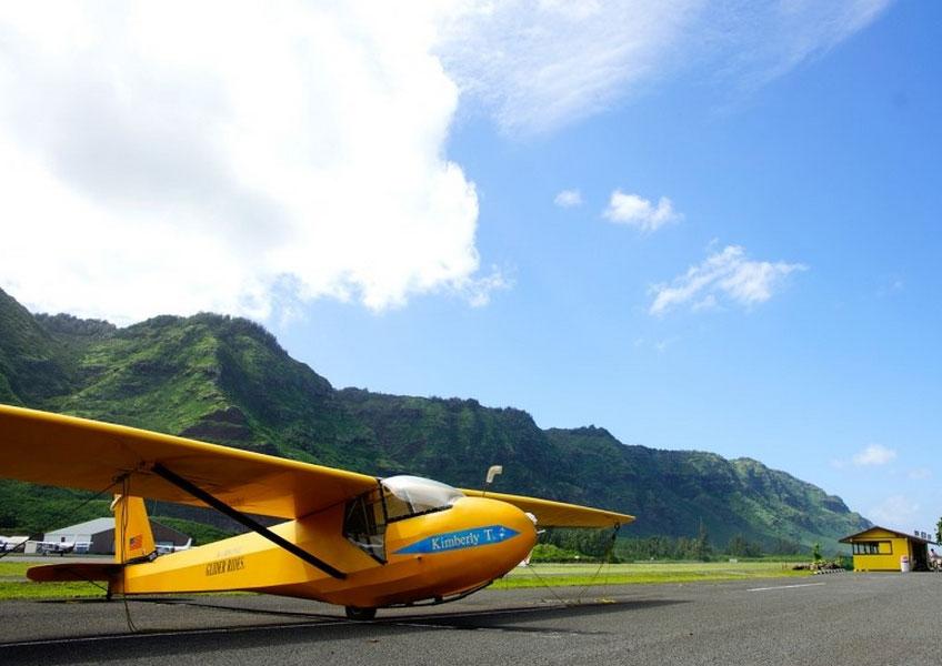 Honolulu Soaring - グライディングツアー (一人乗り)