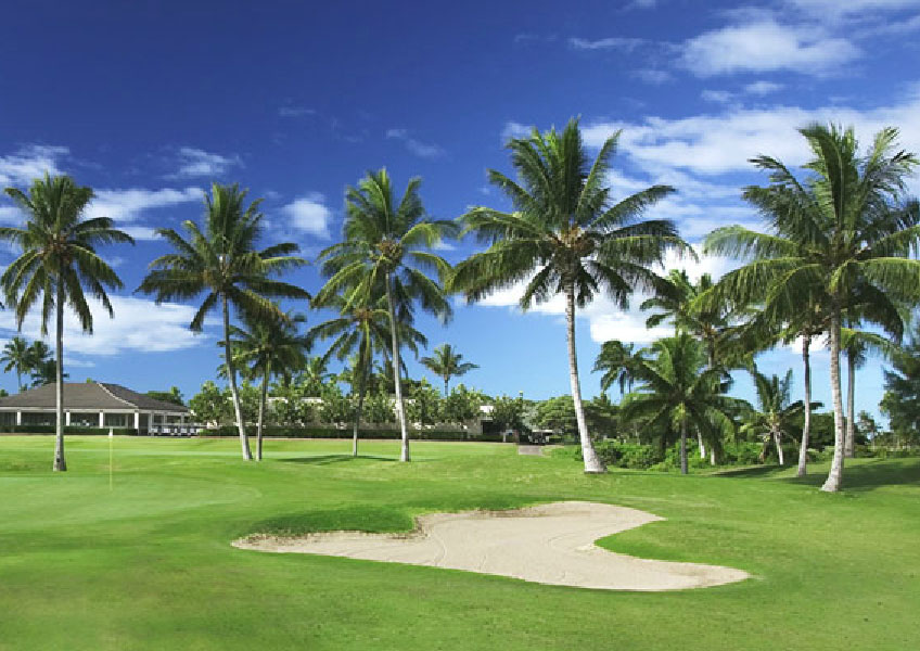 ハワイプリンス・ゴルフクラブ