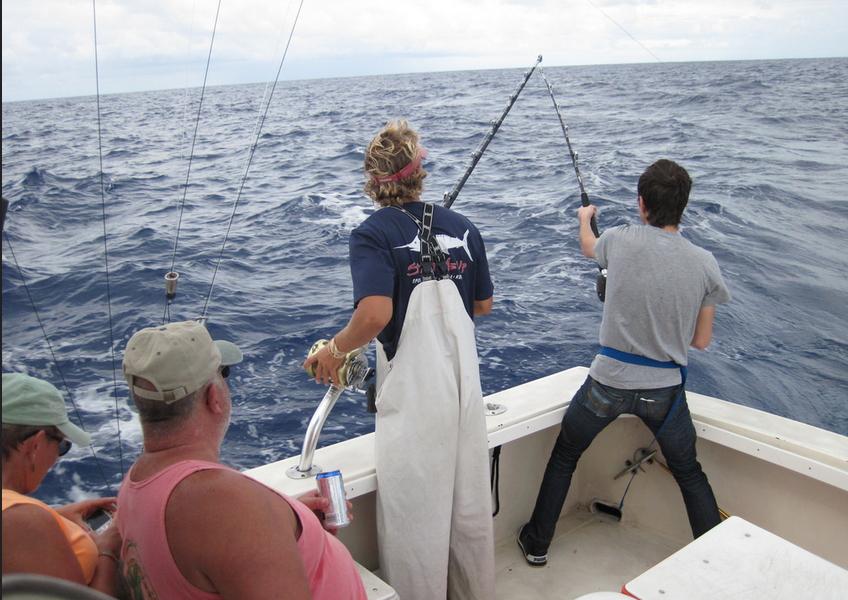 ラクラク昼釣り