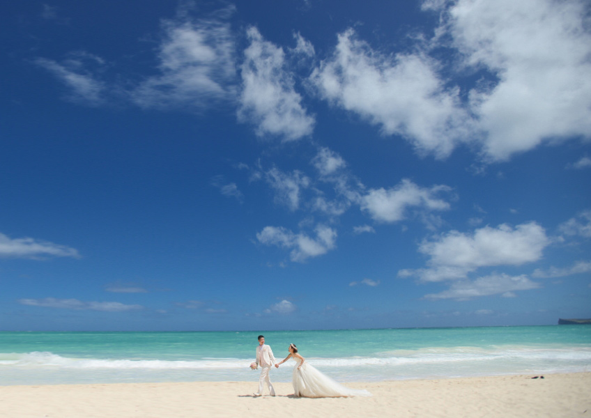 [ALOHA PHOTO] ワイマナロビーチフォト