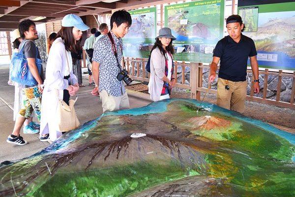 世界遺産「キラウエア火山国立公園」