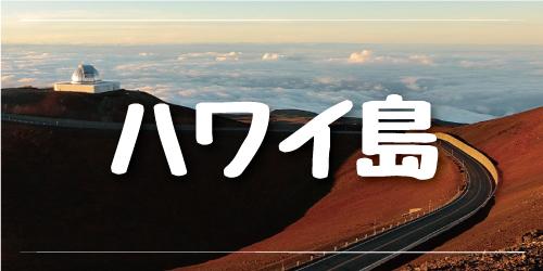 ハワイ島ツアー