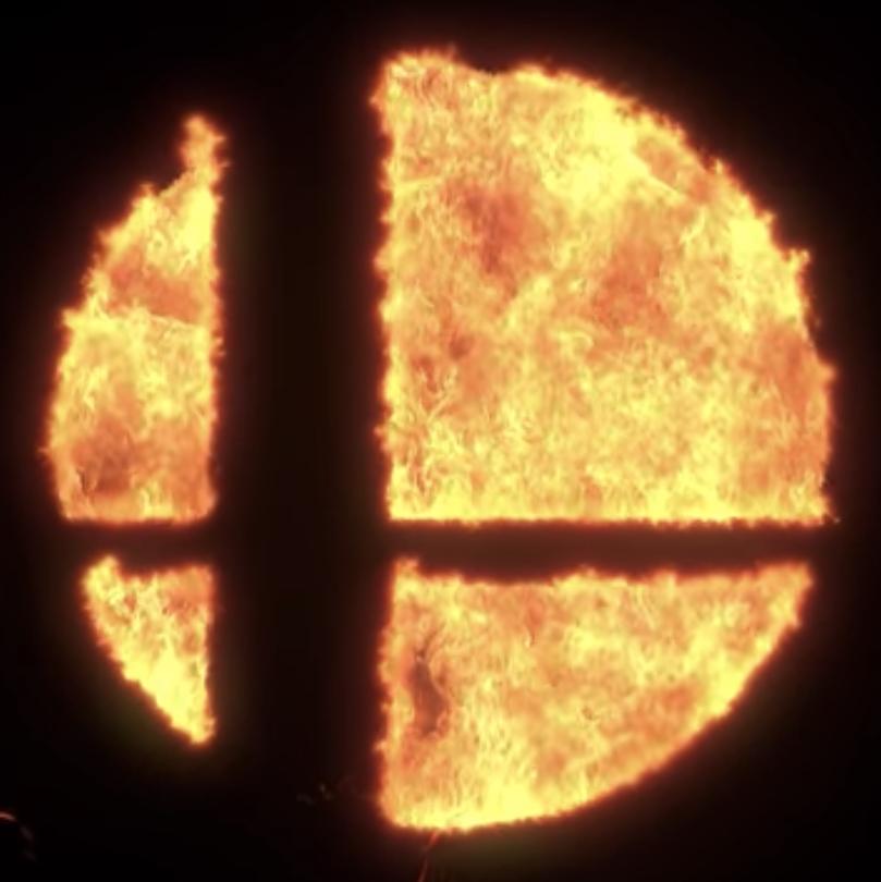 スマブラSP (Switch)ロゴ