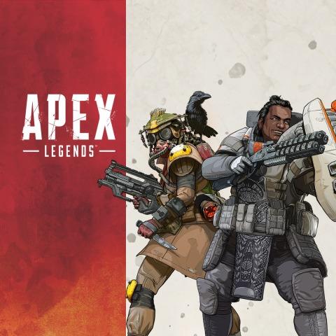 Apex Legends(エーペックス レジェンズ)ロゴ