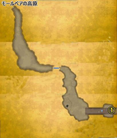 大地の裂け目マップ