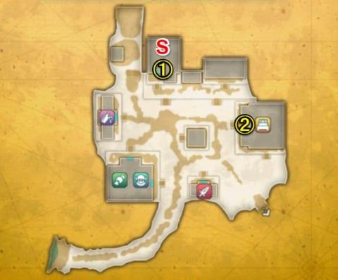 エルランドマップ