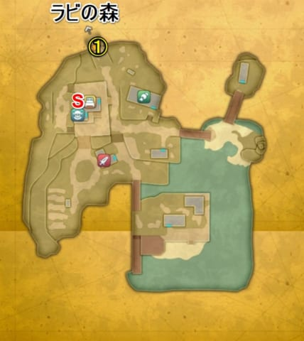アストリアマップ