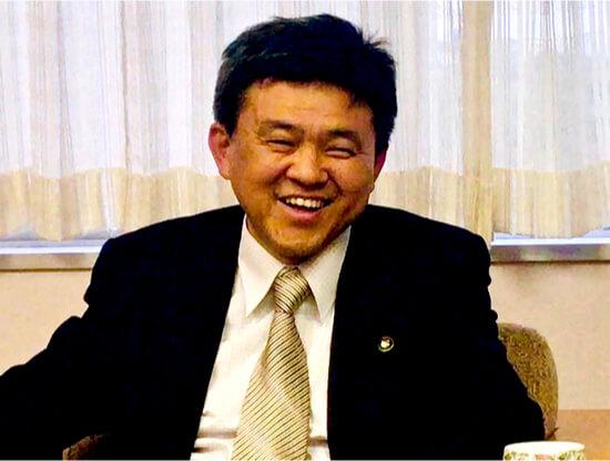 松本氏の画像です
